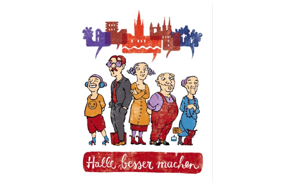 Halle besser machen – Ein Projekt von Hallensern für Hallenser